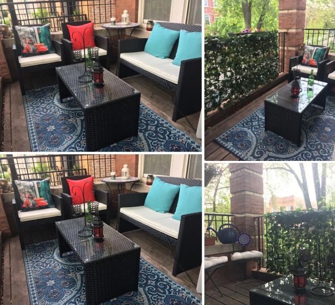Porch Pics